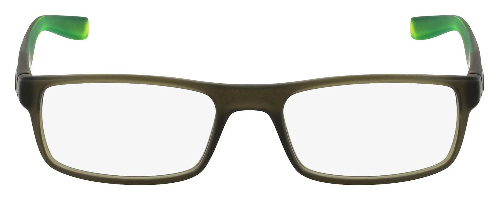 Óculos de grau masculina Nike Verde Original - Comprar Online