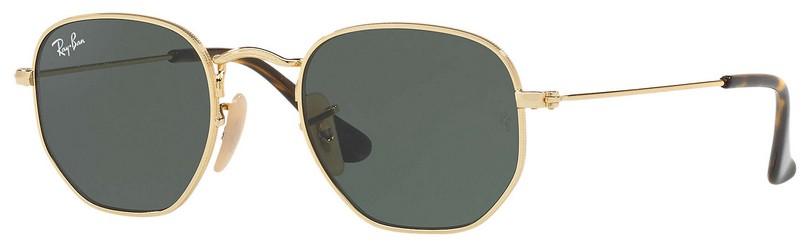 oculos ray ban hexagonal crianças original