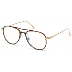 Tom Ford 5666B Blue Block 048 - Oculos de Grau