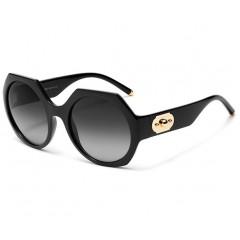 Dolce Gabbana 6120 preto - Oculos de Sol