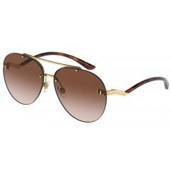 Dolce Gabbana Monogram 2272 0213 - Oculos de Sol