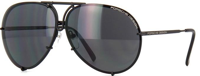 Porsche Design 8478 D Lentes Intercambiáveis - Óculos de Sol - Tamanho 66 b36ae3d048