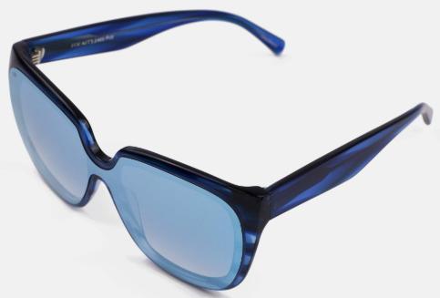 For Arts Sake CZ4 1992 BLUE - Oculos de Sol