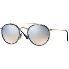 Ray Ban Double Bridge 3647N 001/9U - Óculos de Sol