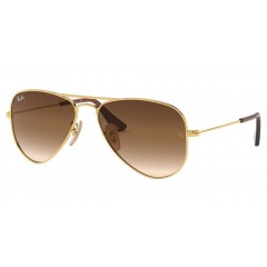Ray Ban Junior Aviador 9506 22313 - Oculos de Sol