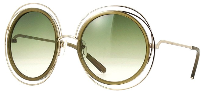 Chloé Carlina 120S 750 - Óculos de Sol