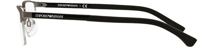 Emporio Armani 1041 3130 - Óculos de Grau ecf6c62e5f