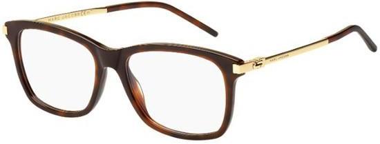 Óculos de grau Marc Jacobs Tartaruga Dourado
