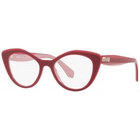 Miu Miu Logo 01RV H201O1 - Óculos de Grau