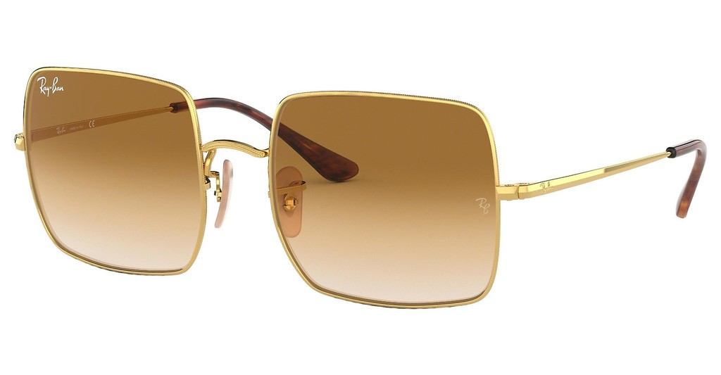 Ray Ban Square 1971L 914751 - Oculos de Sol