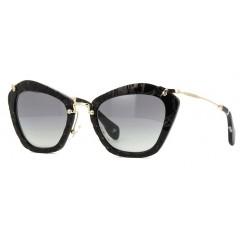 Óculos Miu Miu 10NS efeito croco