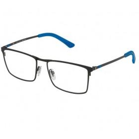 Police Edge 555 0531 Tam 58 - Óculos de Grau