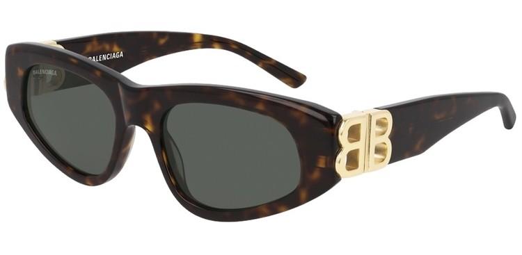 Balenciaga 95 002 TAM 53  - Oculos de Sol