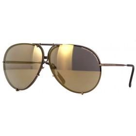 Porsche Design 8478 E Lentes Intercambiáveis - Óculos de Sol - Tamanho 66