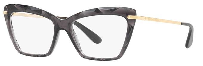 Armação óculos gatinho Dolce Gabbana Armação óculos gatinho Dolce Gabbana  ... 6c6e282f61