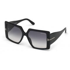 Tom Ford Quinn 0790 01B - Oculos de Sol