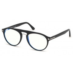 Tom Ford 5587B Blue Block 001 - Oculos de Grau