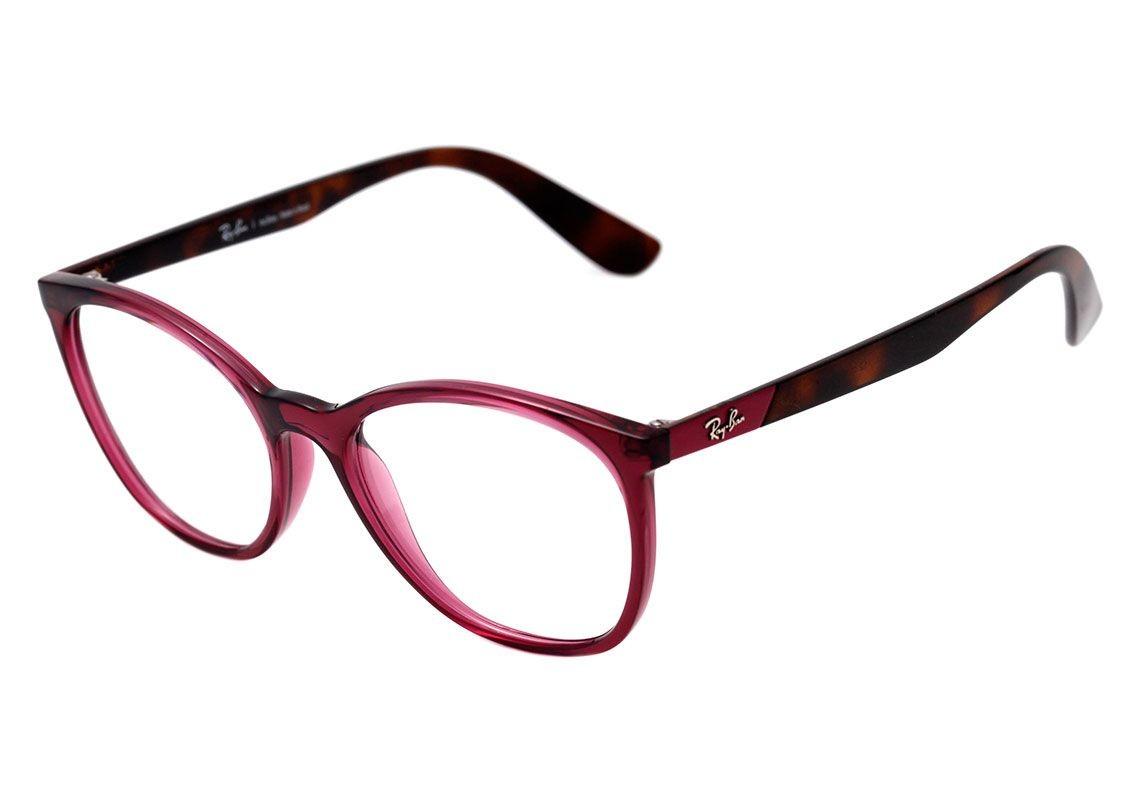 Ray Ban 7161 5891 - Oculos de Grau