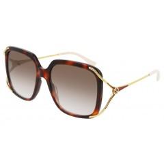 Gucci 0647 002 - Oculos de Sol