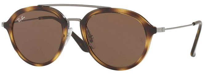 7cdb01b0bcb Ray Ban Junior Double Bridge 9065S 152 73 - Óculos de Sol