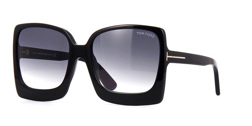 Tom Ford Katrine-02 0617 01B - Óculos de Sol 9a8995c483