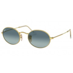 Ray Ban Oval 3547 0013M - Oculos de Sol