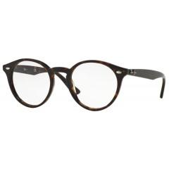 Óculos de grau Ray Ban Round 2180 Tartaruga - Comprar Online