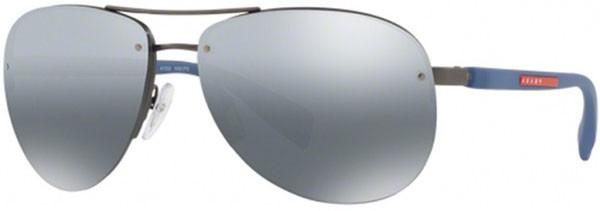 0de4516bc ... oculos de sol prada sport aviador espelhado ...