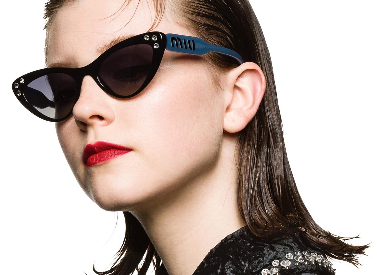 Miu Miu 05TS 1AB3A0 -  Oculos de Sol