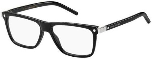 Óculos de grau Marc Jacobs unissex Preto Original