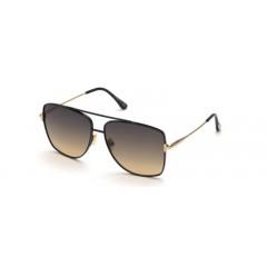 Tom Ford 838 01B - Oculos de Sol