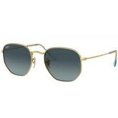 Ray Ban Hexagonal 3548NL 91233M - Oculos de Sol