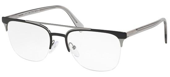 Prada 63UV 1AB1O1 - Oculos de Grau