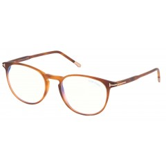 Tom Ford 5608B 053 Blue Block  - Oculos de Grau