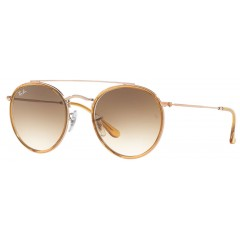47f46ef57cc30 Ray Ban Double Bridge 3647N 9070 51 - Óculos de Sol