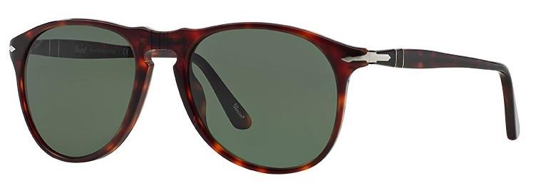 Óculos de sol Persol 9649 Tartaruga Lente Verde Original Comprar Online