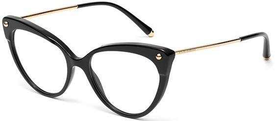 5044aae17 Dolce & Gabbana Lucia 3291 501 - Óculos de Grau