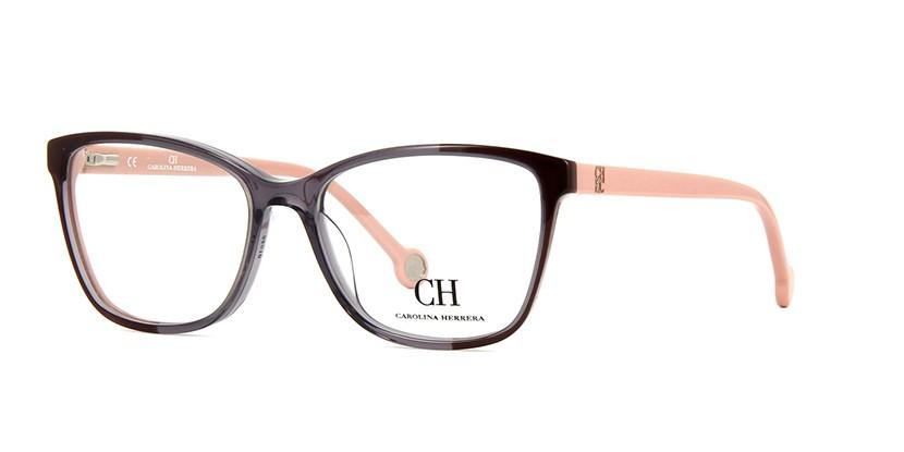 3824facb2069d Carolina Herrera 717 0AAU - Óculos de Grau