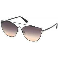 Tom Ford Jacquelyn 0563 01B - Oculos de Sol