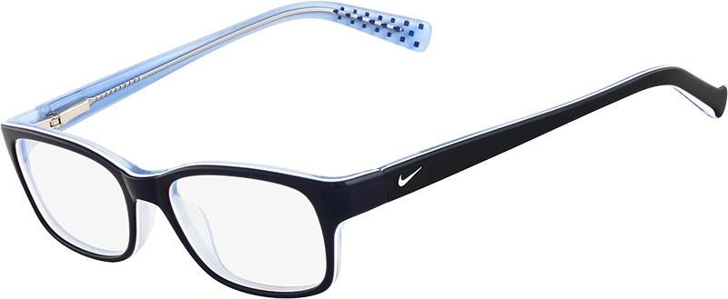 c78586f442822 ... Armação junior Nike Azul Original - Comprar online ...