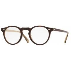 Oliver Peoples Gregory Peck 5186 1666  - Oculos de Grau