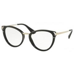 Prada 53UV 1AB1O1 - Óculos de Grau