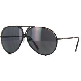 Porsche Design 8478 D Lentes Intercambiáveis - Óculos de Sol - Tamanho 66