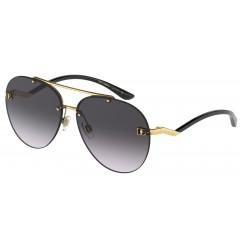 Dolce Gabbana Monogram 2272 028G - Oculos de Sol