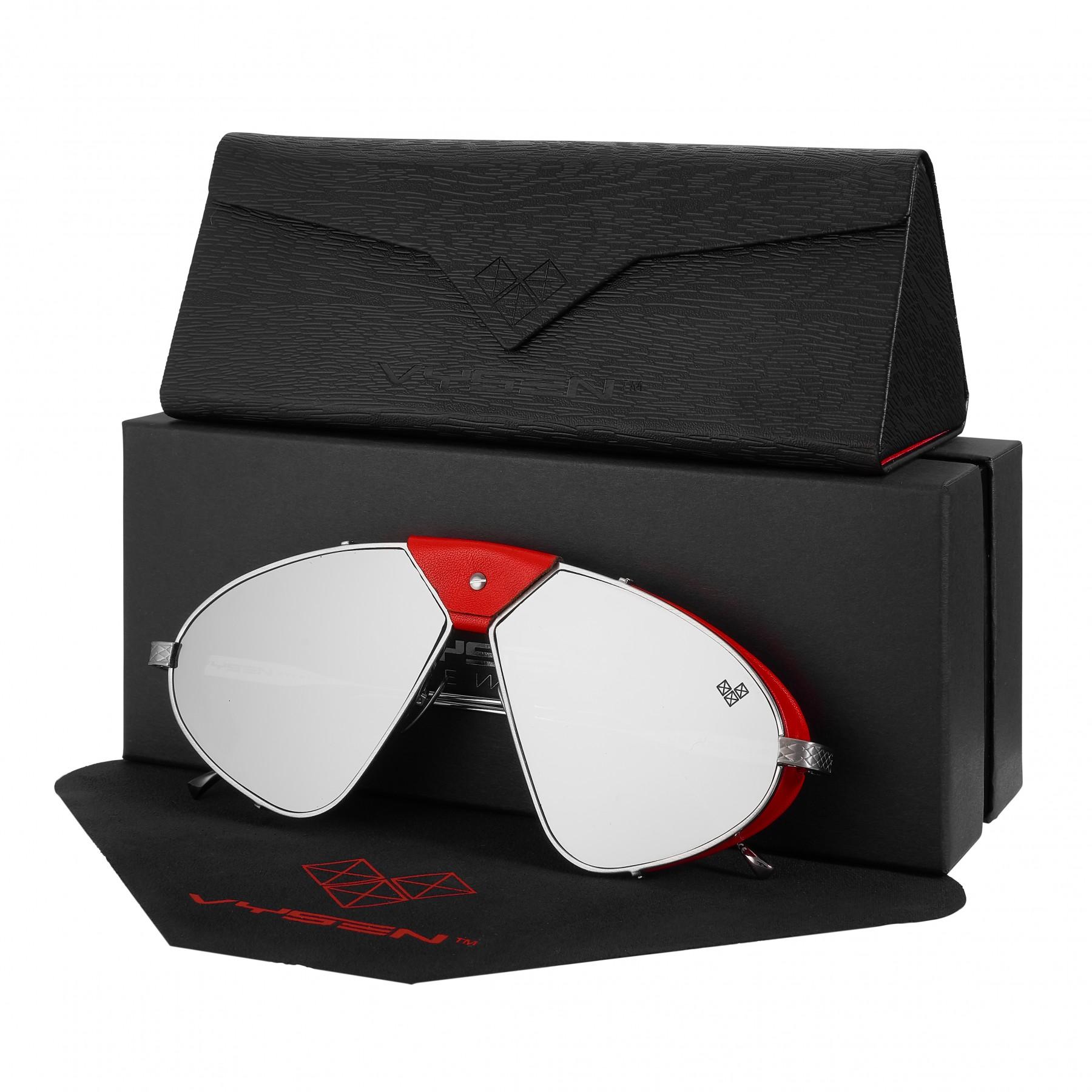 Vysen FONSI SHINY SILVER - Oculos de Sol