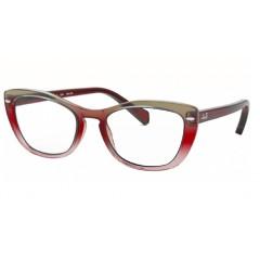 Ray Ban 5366 5835 TAM 54- Oculos de Grau