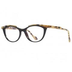 Face a Face Typpo 2 preto - Oculos de Grau