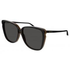 Gucci 0709 002 - Oculos de Sol