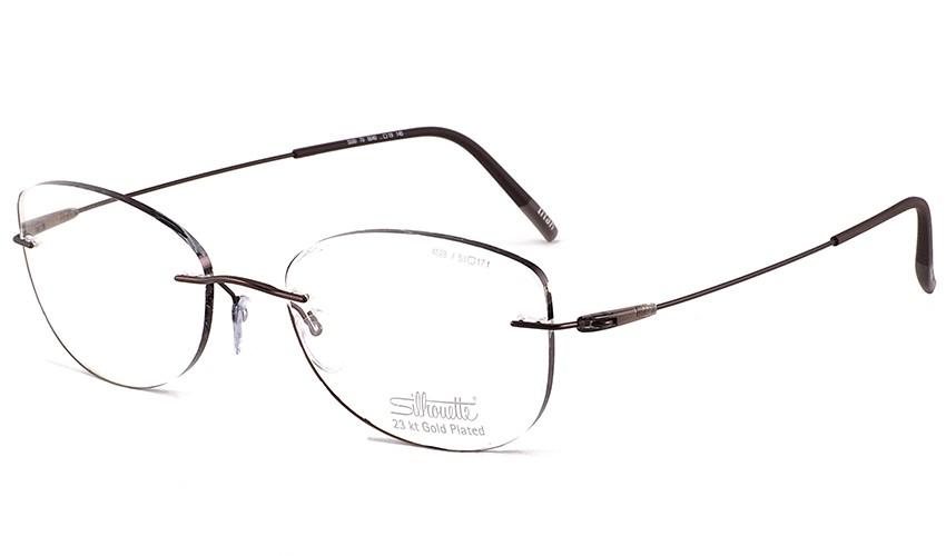 fba143c99b23c Silhouette Dynamics Colorwave 5500 6040 - Óculos de Grau