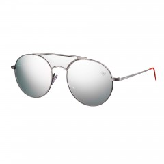 Vysen Kalai 02 Ariadna Gutierrez Lentes espelhada Prata - Oculos de Sol